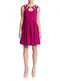 Betsey Johnson Cutout Dress at Saks Off 5th