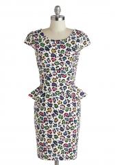 Betsey Johnson Purr-ty Animal Dress at ModCloth