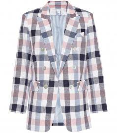 Bexley Dickey cotton-blend blazer at Mytheresa