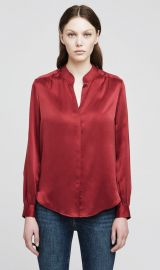 Bianca Blouse by L\'Agence at Ron Herman