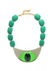 Bib necklace at David Aubrey