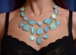 Bib necklace by HandM at Ebay