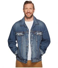 Big & Tall Big & Tall Trucker Jacket by Levis at Zappos
