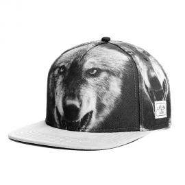 Big Bad Wolf Snapback at Cayler & Sons