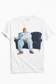 Biggie Couch Photo Tee at Urban Outfitters