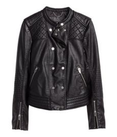 Biker Jacket at H&M