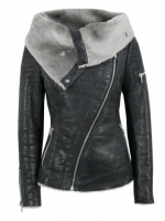 Biker jacket by Ash at Coggles