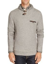 Billy Reid Shiloh Shawl M lange Pullover at Bloomingdales