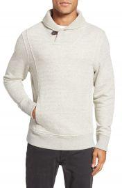 Billy Reid Trevor Shawl Collar Pullover at Nordstrom
