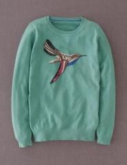 Bird Sweater at Boden
