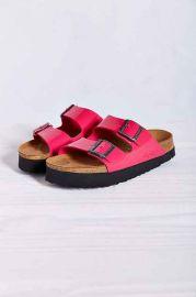 Birkenstock Papillio Arizona Platform Slide Sandal at Urban Outfitters