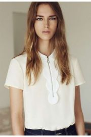 Bisous Top at Claudie Pierlot