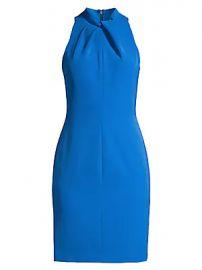 Black Halo - Zana Sheath Dress at Saks Fifth Avenue