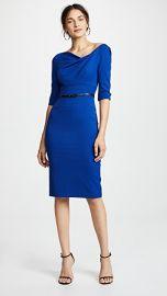 Black Halo 3 4 Sleeve Jackie O Dress at Shopbop