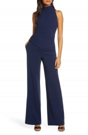 Black Halo Gardenia Two-Piece Jumpsuit   Nordstrom at Nordstrom