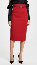 Black Halo High Waisted Pencil Skirt at Shopbop