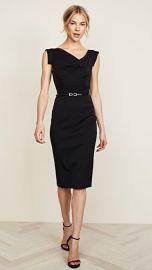 Black Halo Jackie O Belted Dress at Shopbop