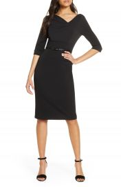 Black Halo Jackie O Sheath Dress   Nordstrom at Nordstrom