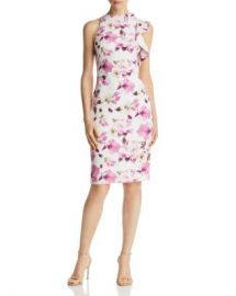 Black Halo Pabla Floral-Printed Dress - 100  Exclusive Women - Bloomingdale s at Bloomingdales
