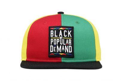 Black by Popular Demand Cap HGC Apparel at HGC Apparel