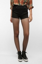 Black denim shorts like on HIMYM at Urban Outfitters