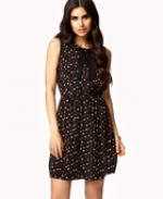 Black floral dress like Annies at Forever 21