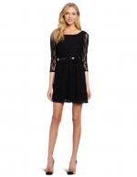 Black lace dress by Star Vixen at Amazon