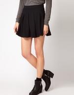 Black skirt like Jess's at ASOS at Asos