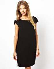 Black tshirt dress by Vero Moda at Asos