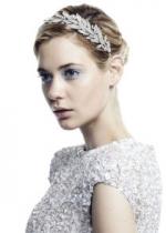 Blair\'s bridal headband at Jennifer Behr