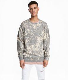 Bleach Sweatshirt at H&M