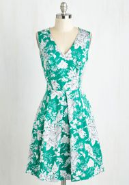 Block Party On Dress at ModCloth