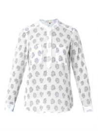 Block print top by Rebecca Taylor at Matches