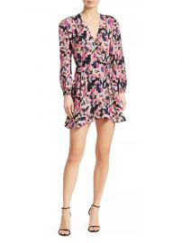 Bloomy Printed Wrap Dress by Iro at Saks Fifth Avenue