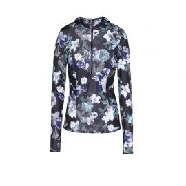 Blossom print long sleeved top at Stella McCartney