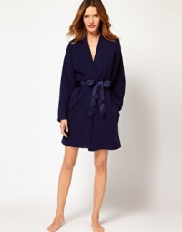 Blue Cappucino robe by Princess Tam Tam at Asos