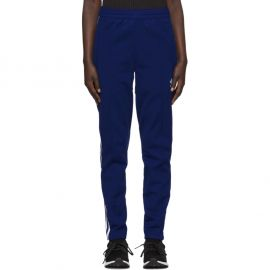 Blue Franz Beckenbauer Track Pants by Adidas at SSense