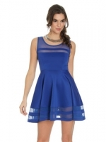 Blue dress like on New Girl at Ardenb