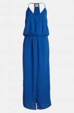 Blue maxi dress by RBL at Nordstrom