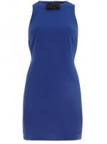 Blue shift dress like Tinas at Dorothy Perkins