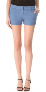 Blue shorts on Hart of Dixie at Shopbop