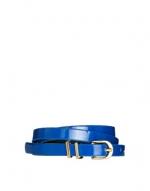 Blue skinny belt at Asos