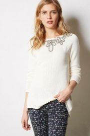 Bobine Sweater at Anthropologie