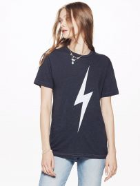 Bolt Crew Tee Shirt at Mother