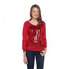 Bongo Juniors Sequin Sweatshirt at Sears