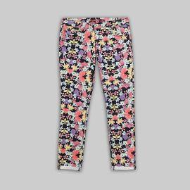 Bongo floral skinnies at Sears