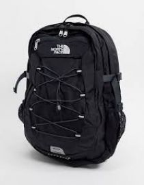 Borealis Backpack in black by The North Face at Asos