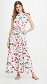 Borgo de Nor Gabrielle Poplin Magic Hand Dress at Shopbop