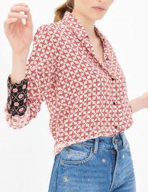 Boro Shirt at Sandro