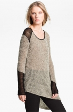 Boucle sweater by Helmut Lang at Nordstrom